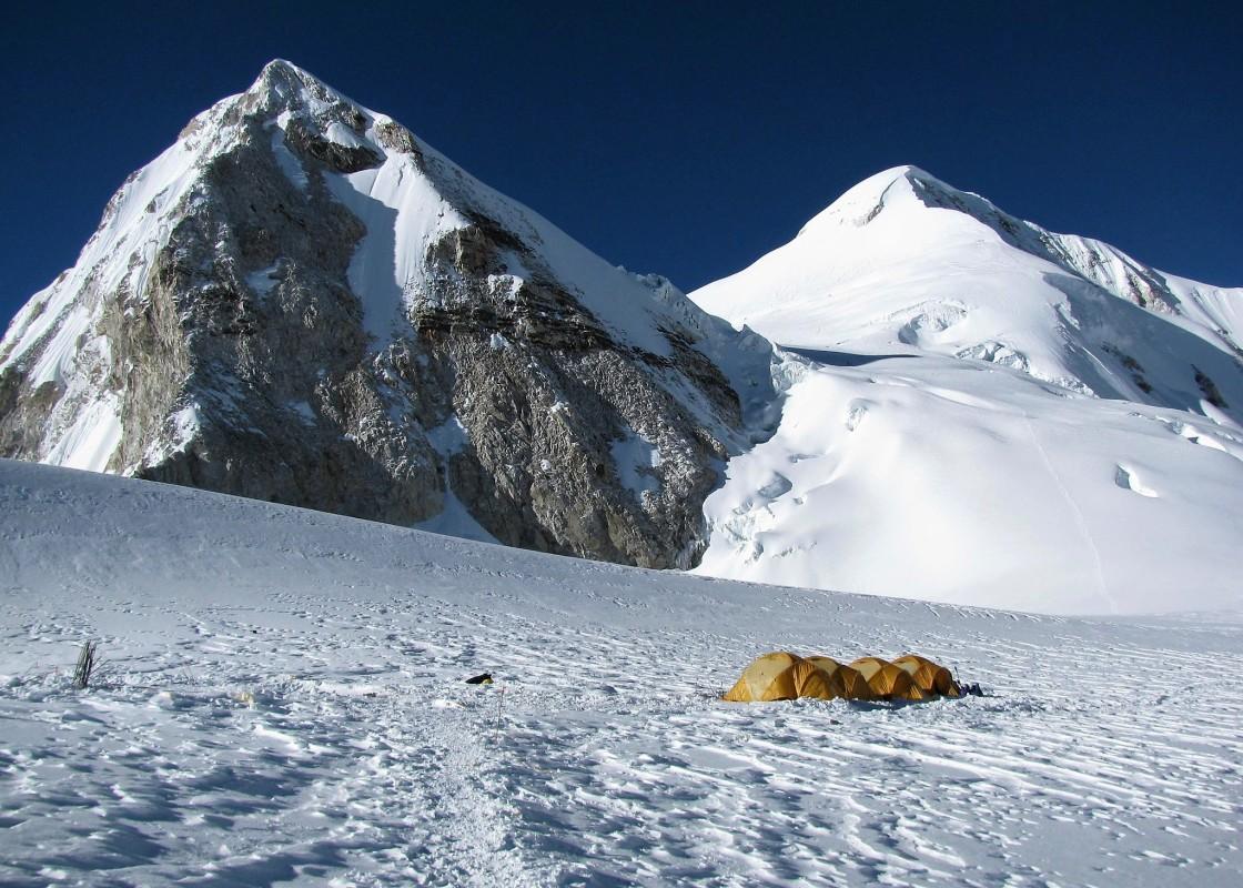 Mt. Baruntse Expedition