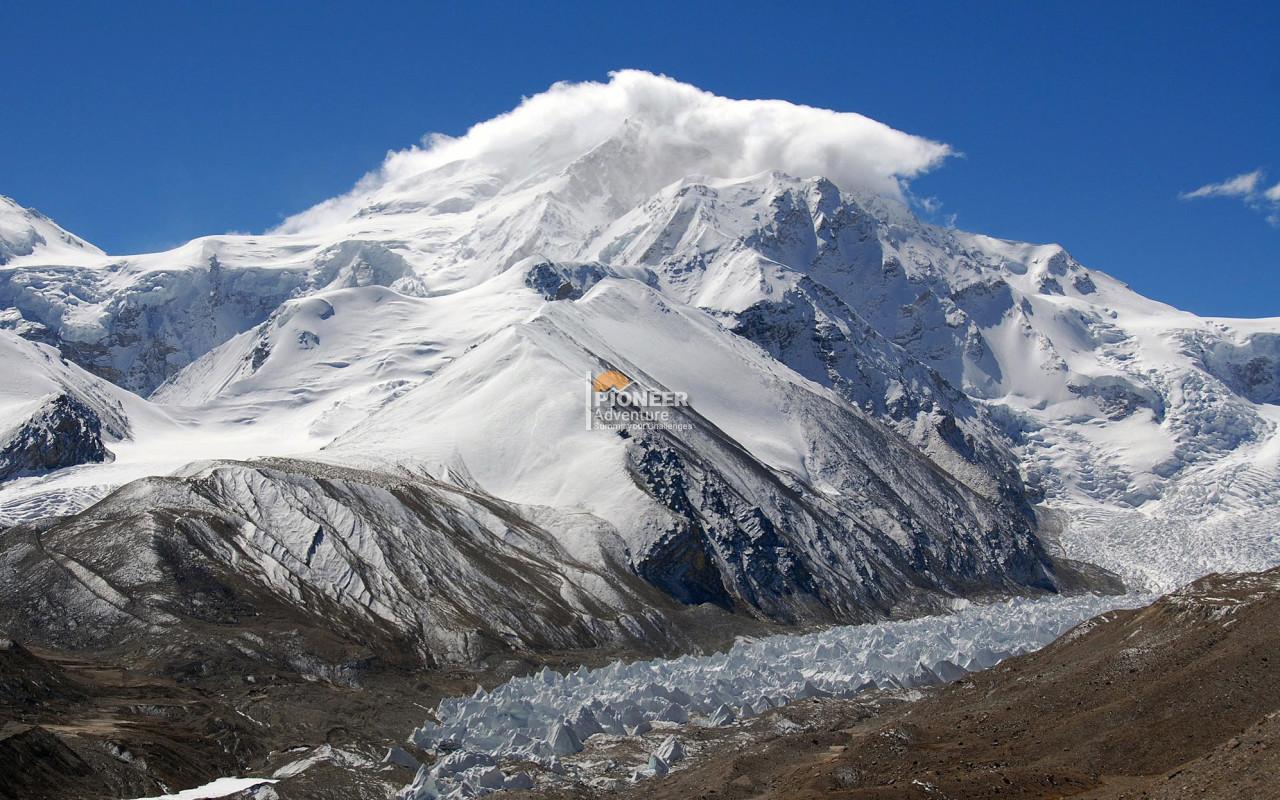 Mt. Shisha Pangma Expedition