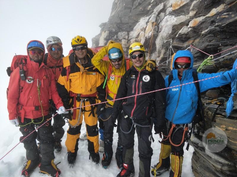 Mount Lhotse South Face (8,383m)