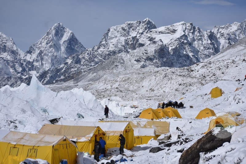 "Departure for Mt. Everest Expedition 2019 is ""Fixed""!"