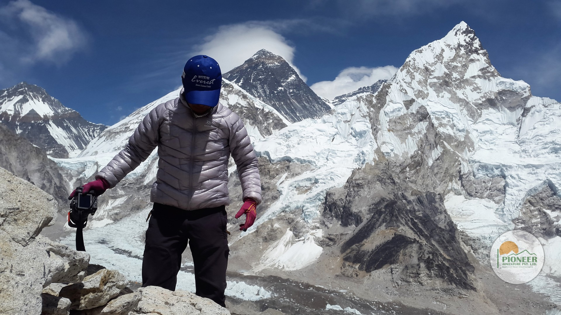 Mt. Nuptse Expedition