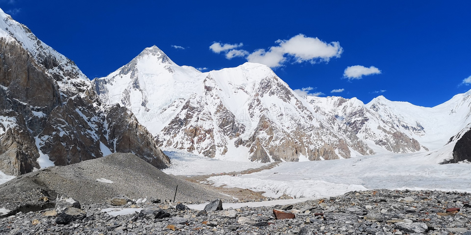 Mt. Gasherbrum I Expedition