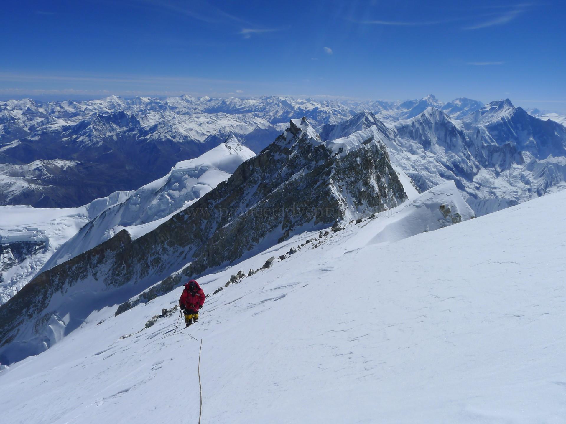 Mt. Annapurna I Expedition