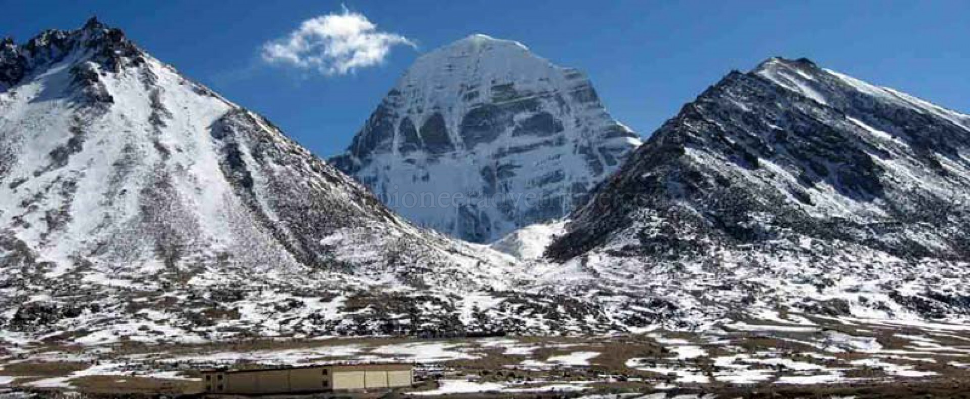 Holy Mount Kailash & Sacred Lake Mansarovar -	The Heaven On The Earth -