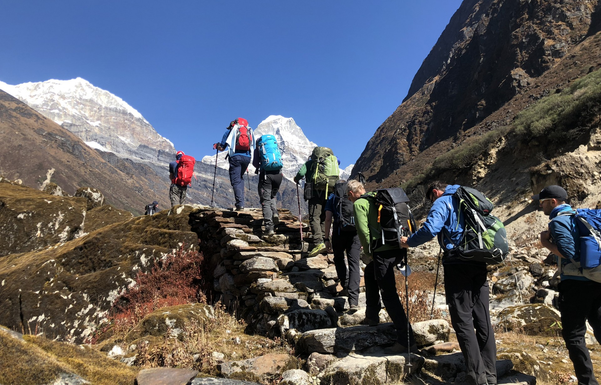 Mera Peak Climbing (19 Days)