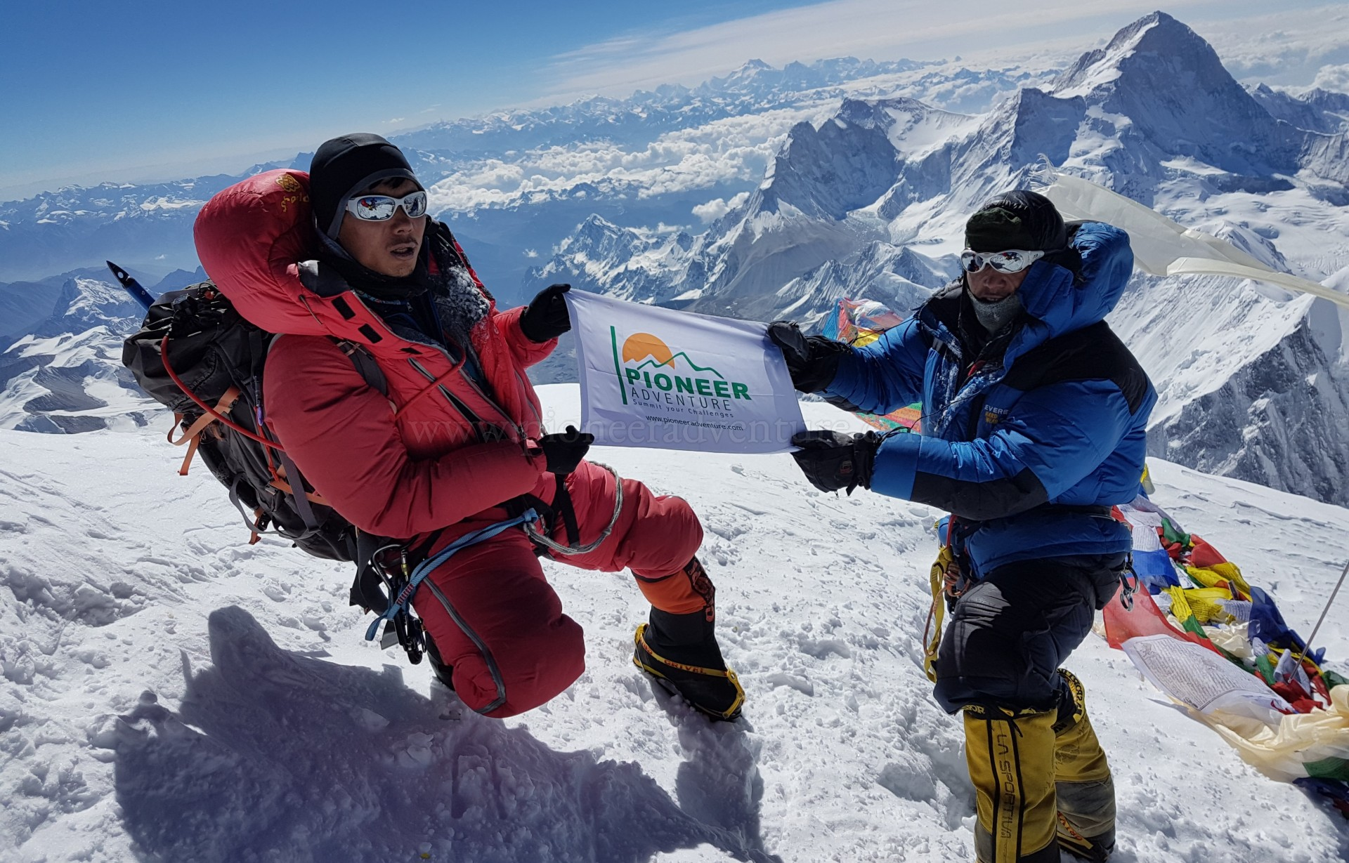 Mt. Everest Expedition (South)