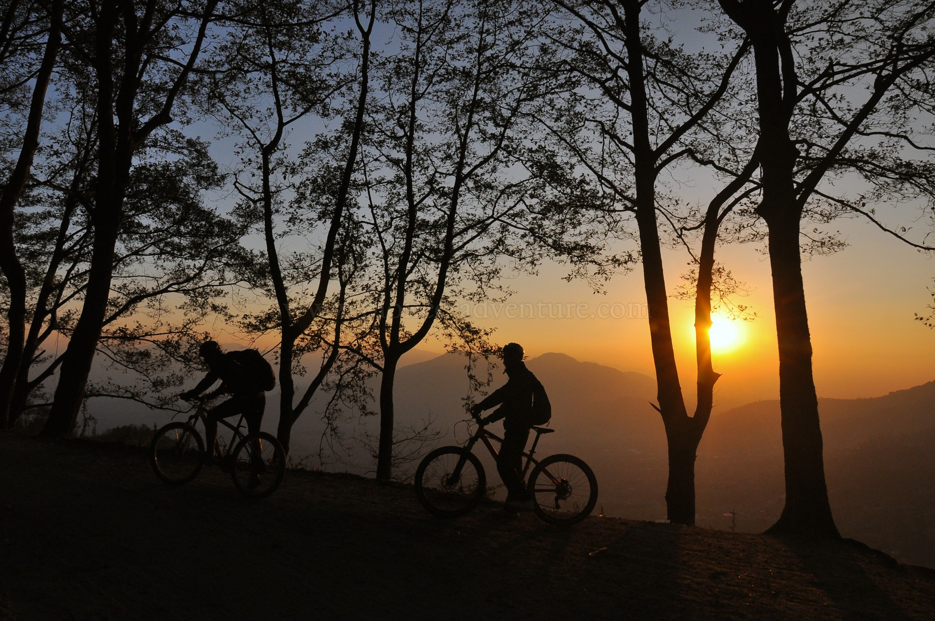 Kathmandu Valley Mountain Biking Tour