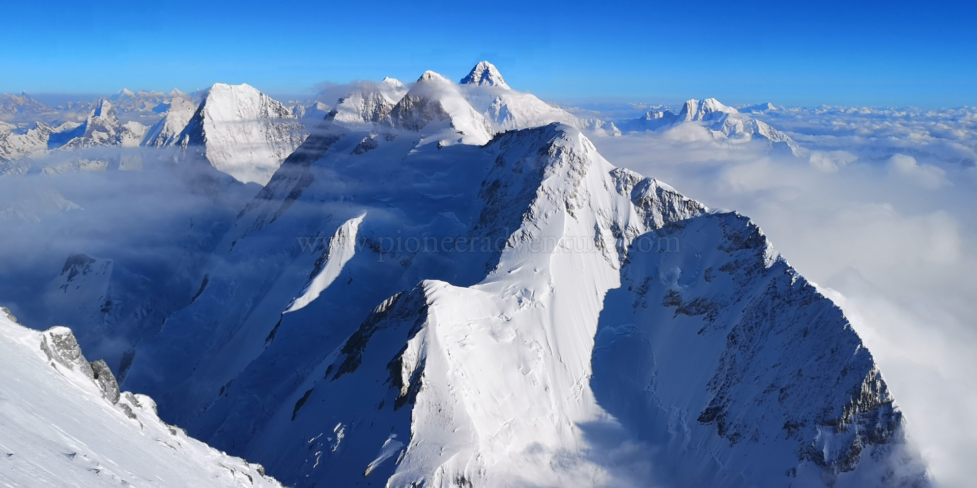 Mt. Gasherbrum II Expedition