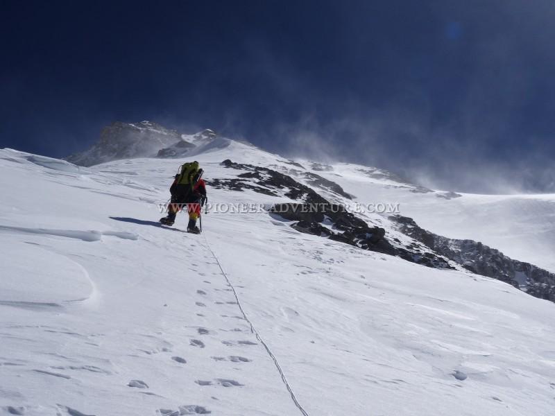 Pioneer Dhaulagiri Expedition 2021 Summit Update