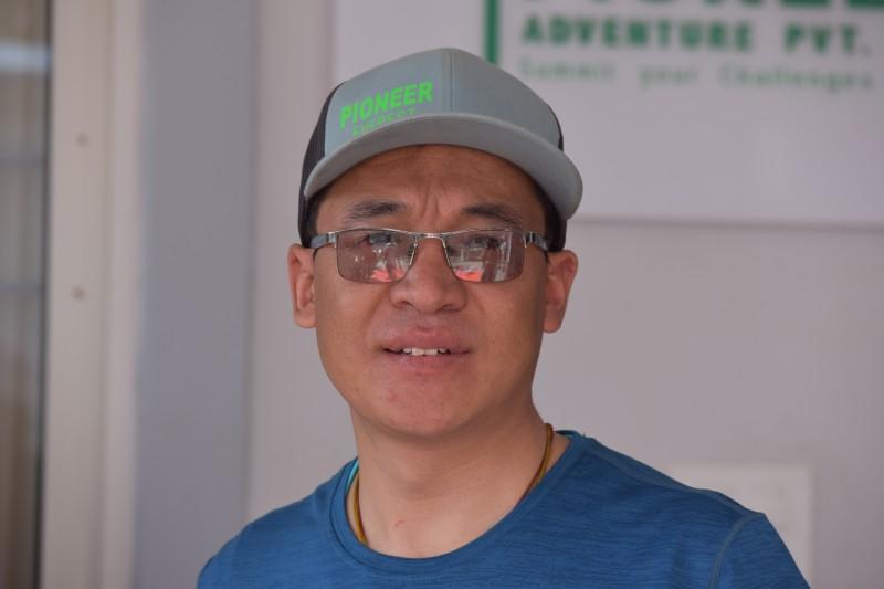 Pemba Rita Sherpa