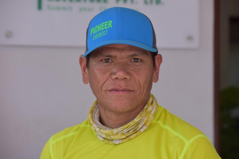 Pemba Nurbu Sherpa